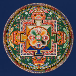 mandala of compassion